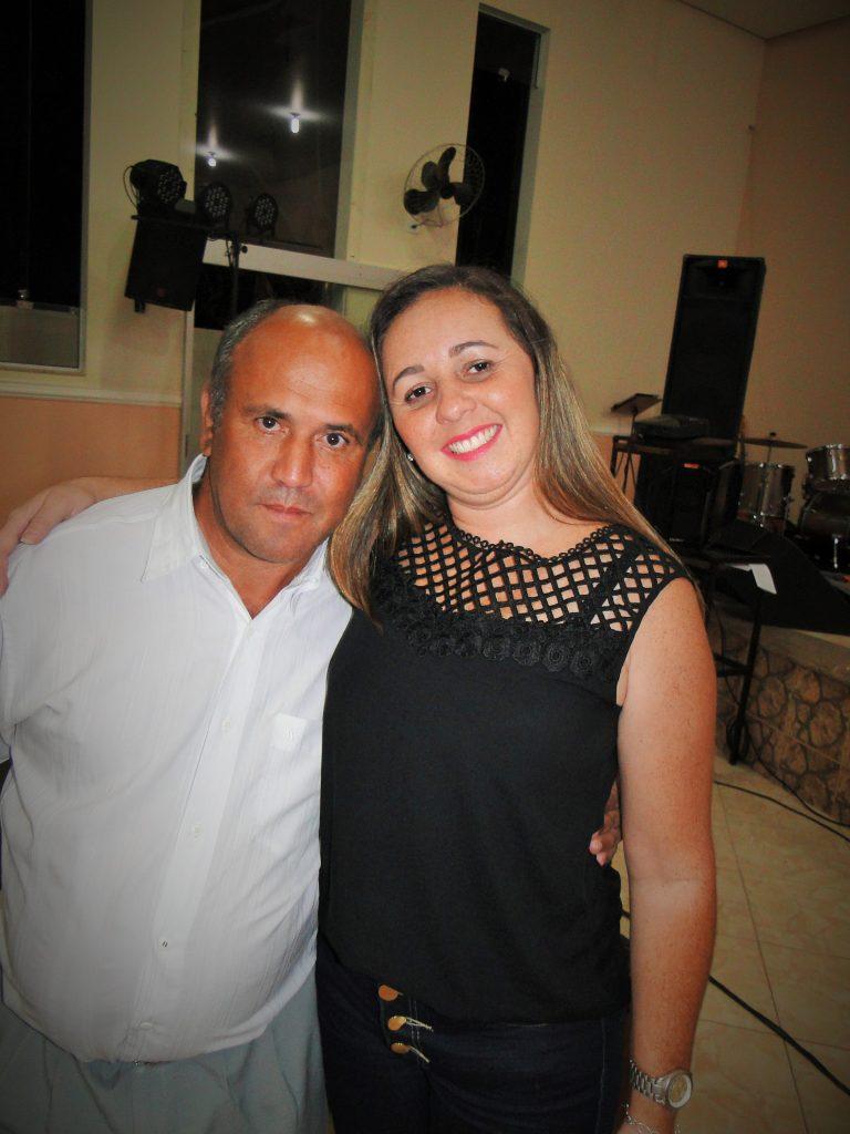 Sandra e irmão Daniela
