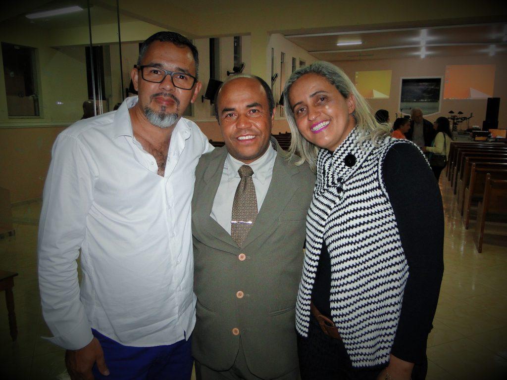Família Fonte Sublime e Pr. Sebastião Alves