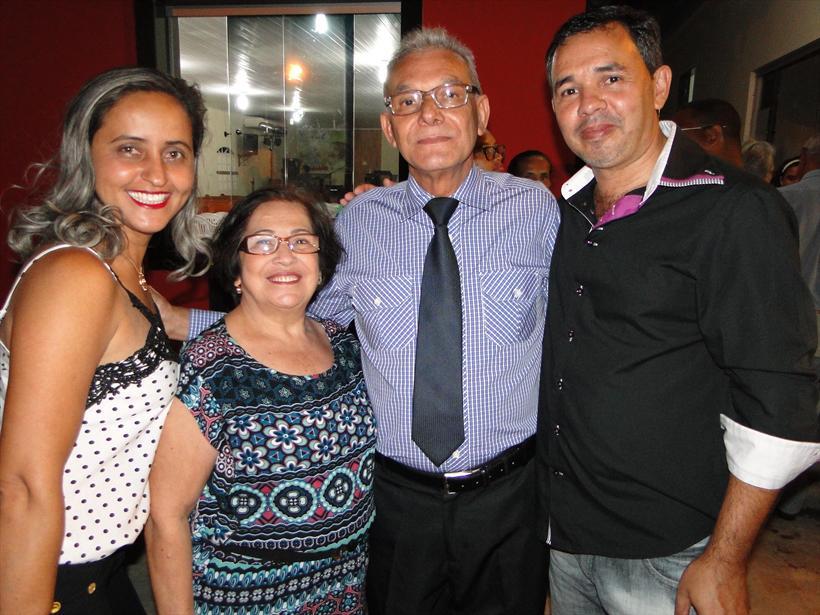 Pastor Izaias Barbosa _ Mariza Barbosa Terra