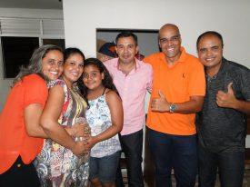 Família Fonte Sublime e Família do Baterista Eduardo Pereira