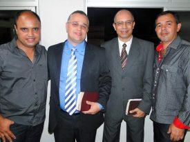 Reverendo Edilson Ramos _ Reverendo Ramon De Sousa Pinheiro