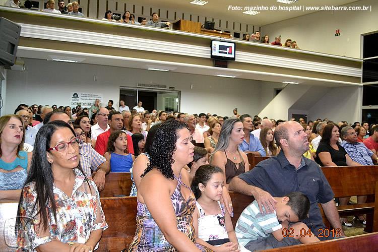 1ª Igreja Presbiteriana Barra de São Francisco