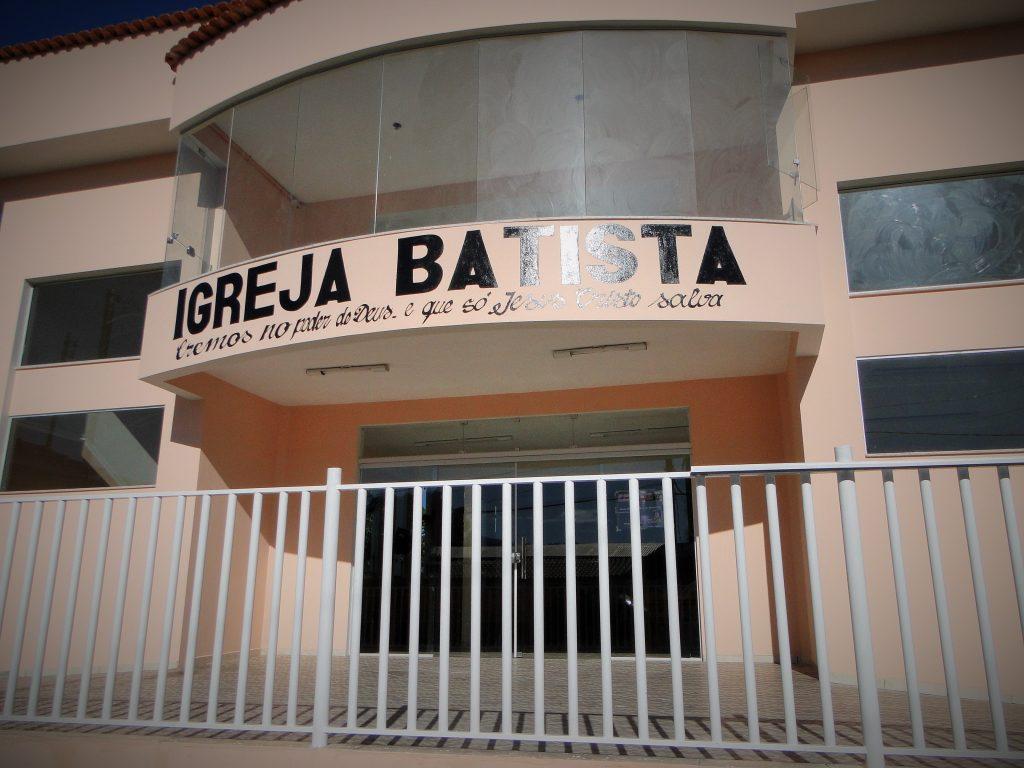 Igreja Batista em Taparuba